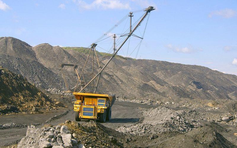biodiversité dans les mines en Russie